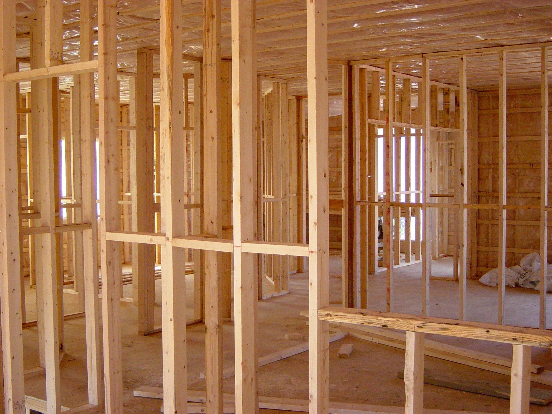 Home Construction Soars to 14-Year High