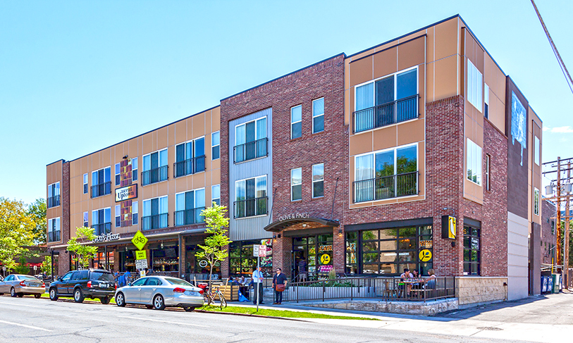 Ascent is a multifamily property located in Denver.